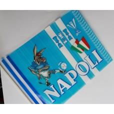 Bandiera piccola Cuore Azzurro