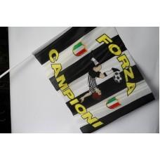Bandiera Cuore Bianconero