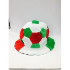Cappello forma pallone Italia