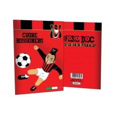 Diario Cuore Rosso-Nero
