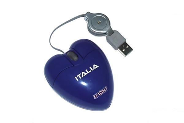 Mouse cuore Italia
